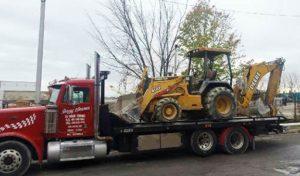 finksburg tow truck heavy equipment truck towing finksburg, MD