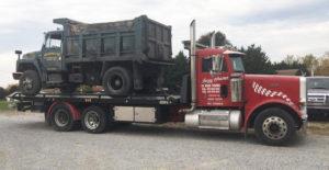 finksburg tow truck tractor trailer